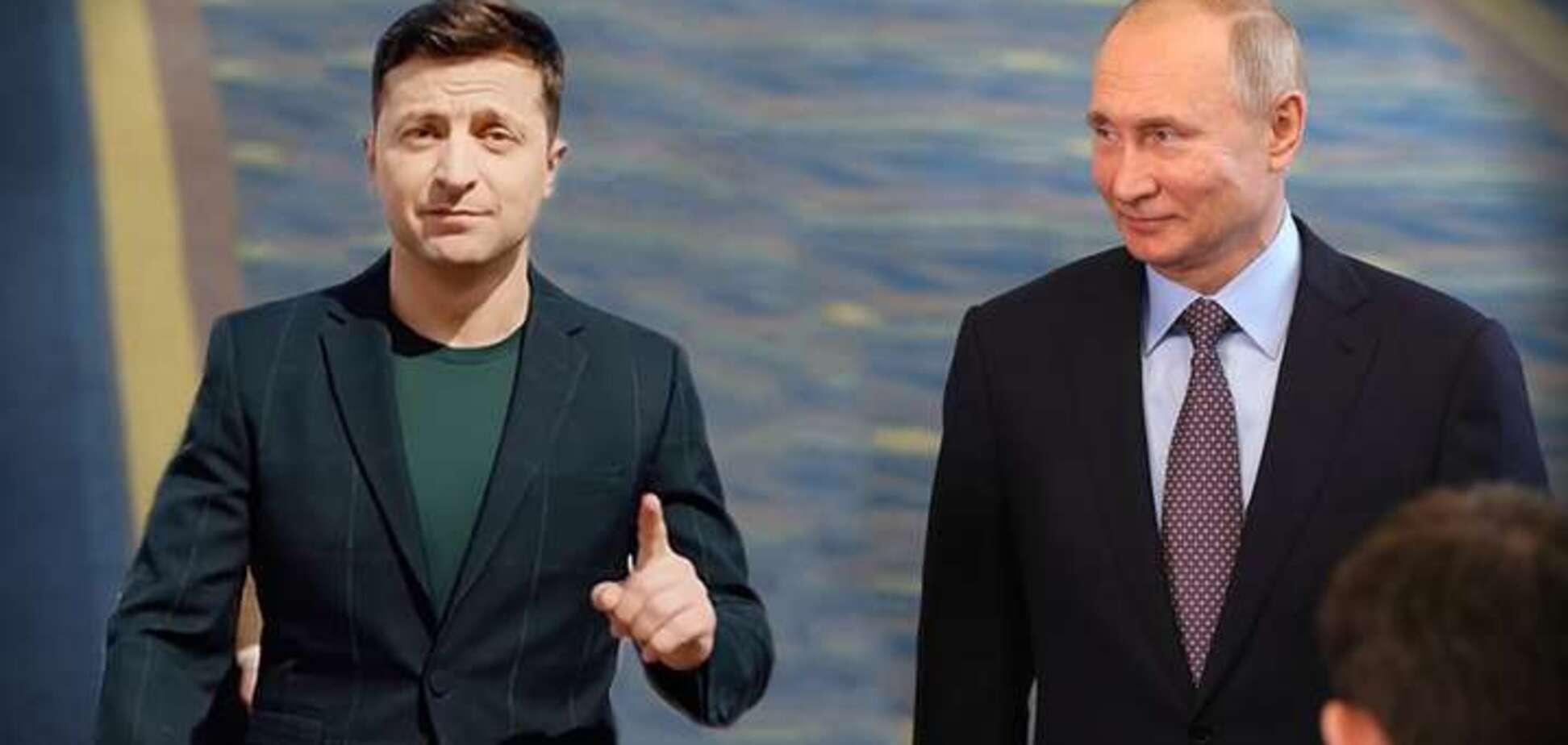Зеленський переграє Путіна