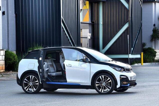 BMW i3 120Ah 2019 року випуску