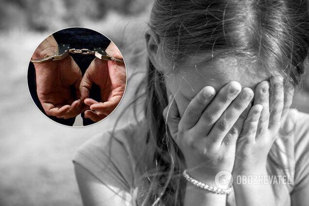На Вінничині батько зґвалтував 12-річну доньку. Ілюстрація