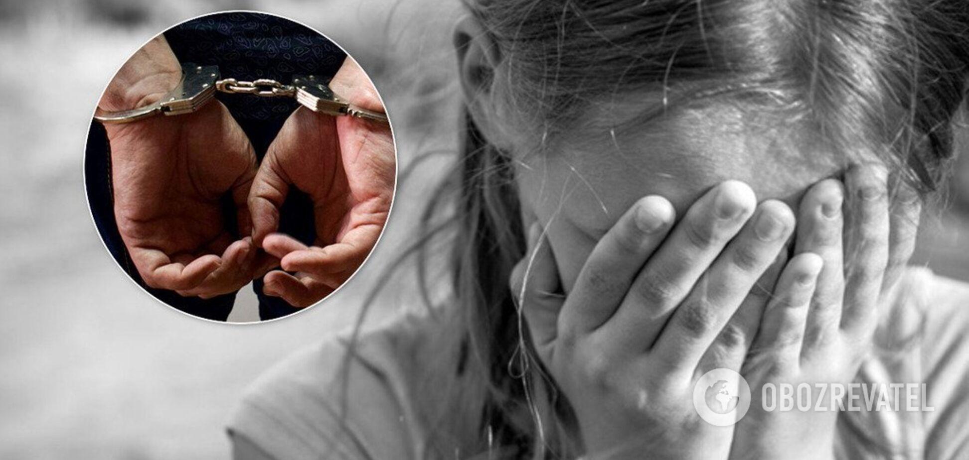 На Вінниччині батько зґвалтував 12-річну доньку