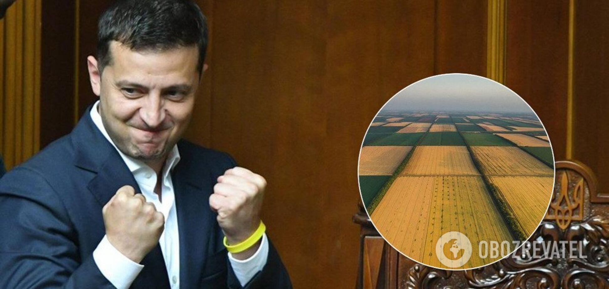 В Україні запустять важливу земельну реформу: Зеленський і Гончарук розкрили деталі