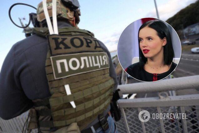 Захват моста Метро в Киеве