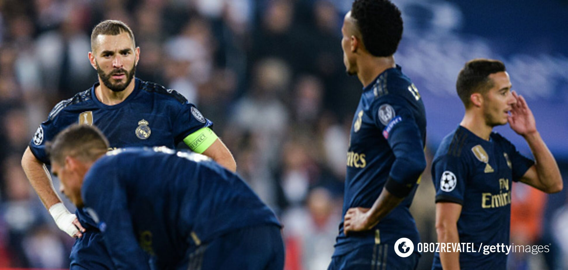 'Заживо сожрали': 'Реал' опозорился в Лиге чемпионов, установив антирекорд