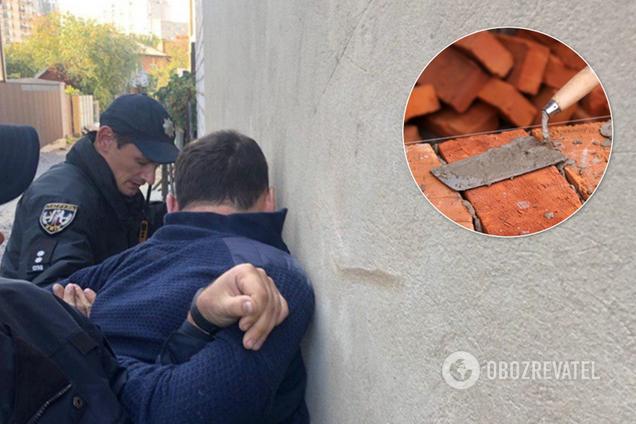 У Києві депутата вдарили цеглиною