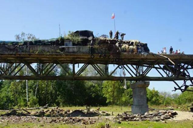 У Луганську прогримів потужний вибух