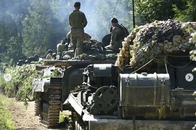 Бойцы ВСУ, иллюстрация