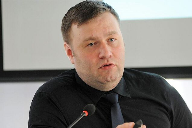 Міністр енергетики та екології Олексій Оржель