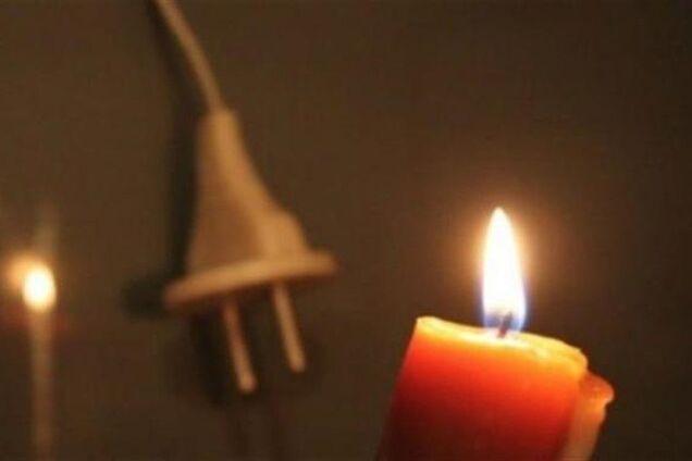 В 5т-и районах Днепра в понедельник не будет света (иллюстрация)