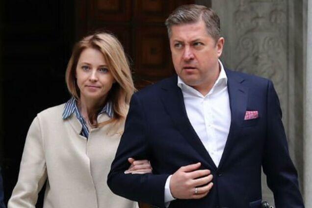 Наталья Поклонская и Иван Соловьев