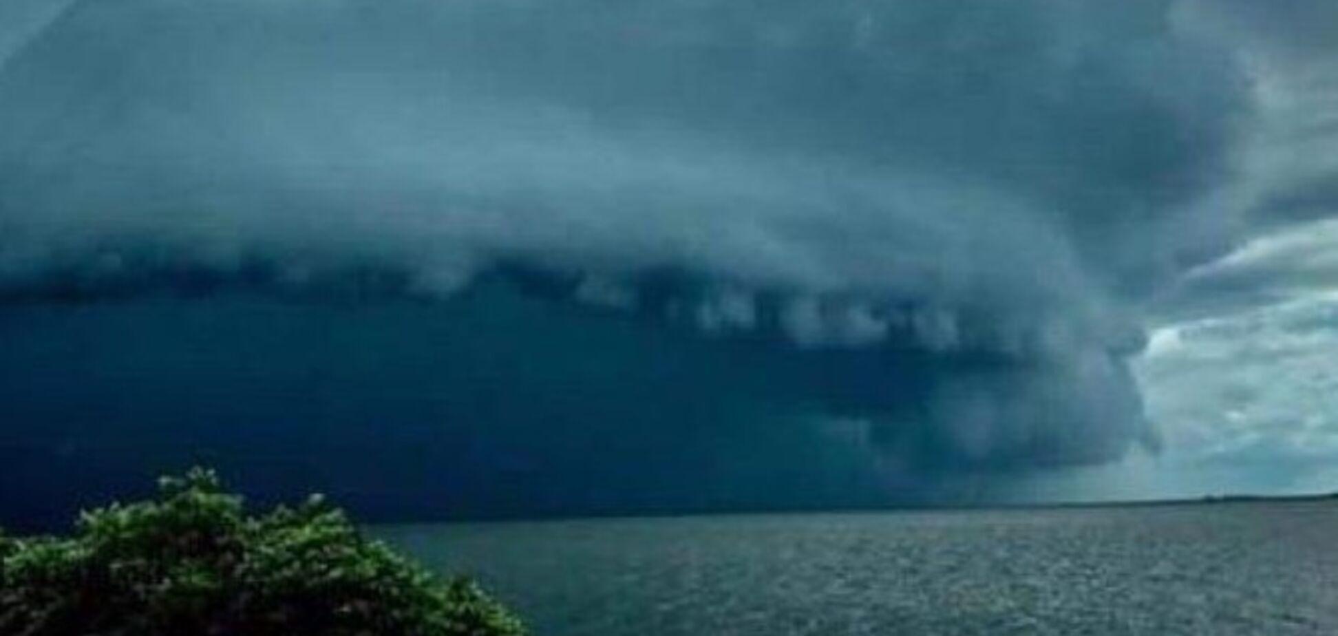 Ураган 'Дориан' имеет силу дьявола