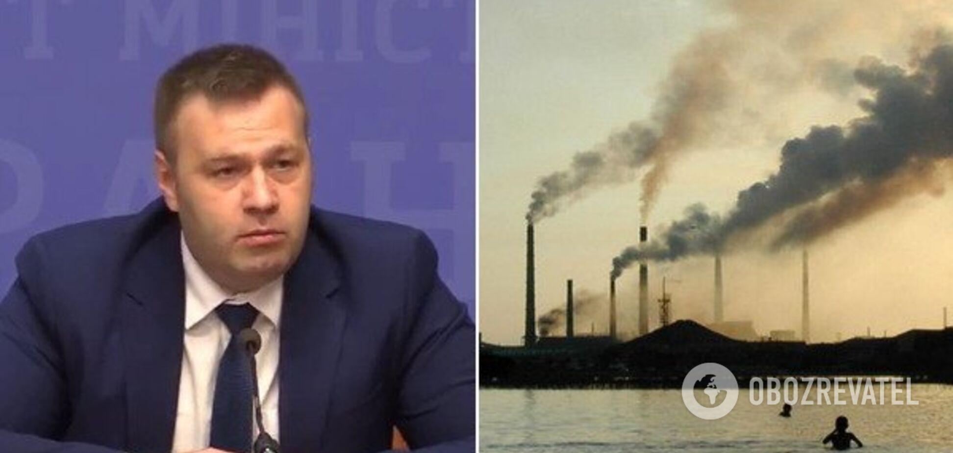 Введем налоги: министр Оржель пояснил, что будет с экологией