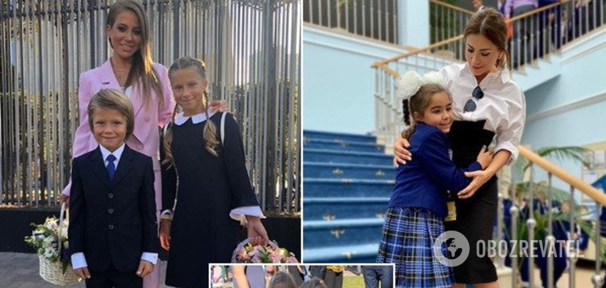 'У перший клас!' Хто з зірок повів дітей у школу 1 вересня