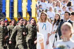 На Майдане столкнулись две Украины