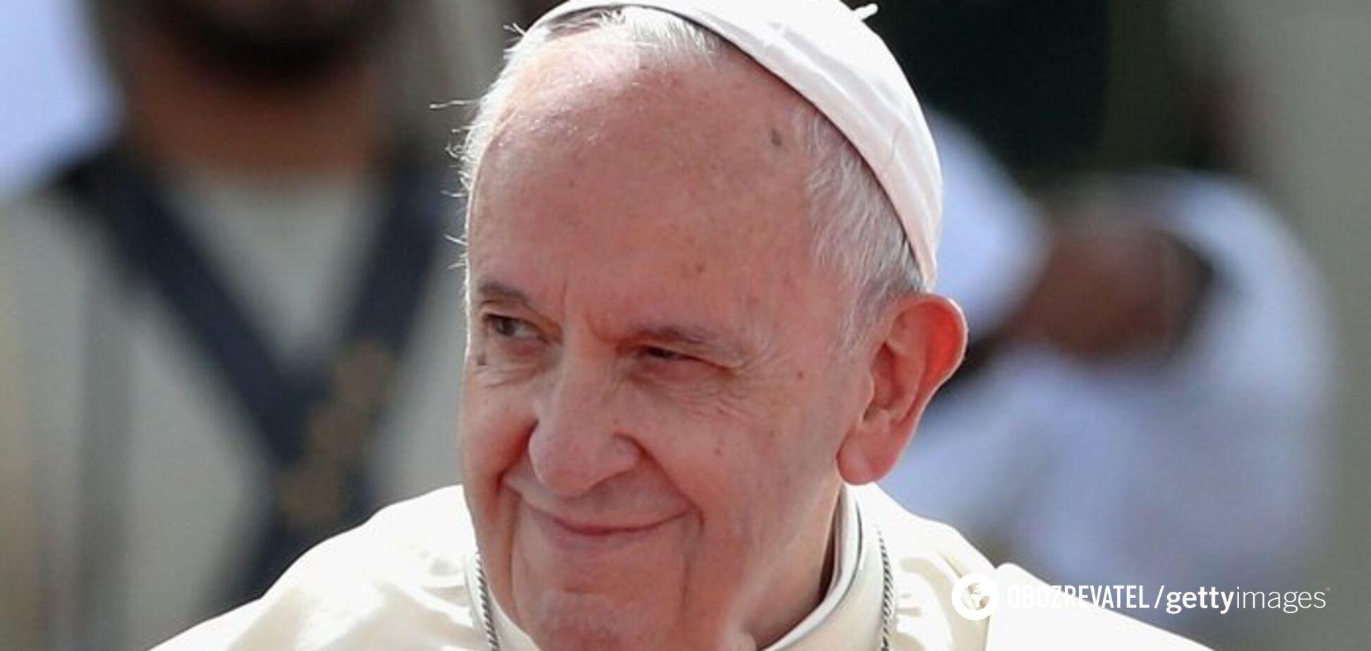 Папа Римский решил спасти планету: что придумал