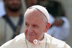 Папа Римський вирішив врятувати планету: що вигадав