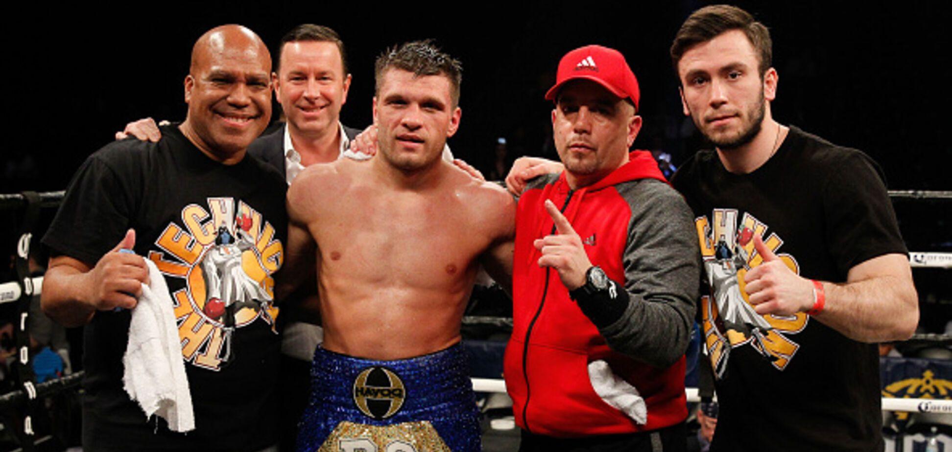 'Для народа Украины': знаменитый боксер выступил в американских СМИ