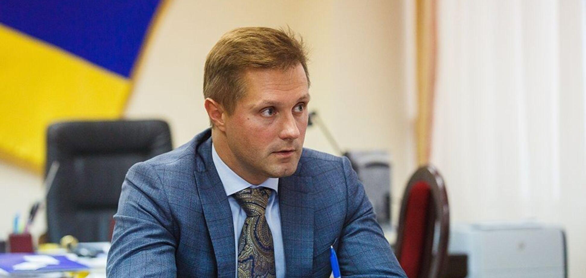 Юрий Терентьев засветил дорогие аксессуары перед Зеленским