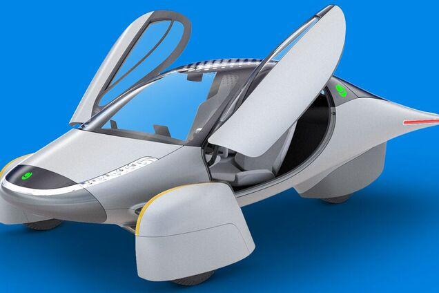 Прототип електромобіля Aptera