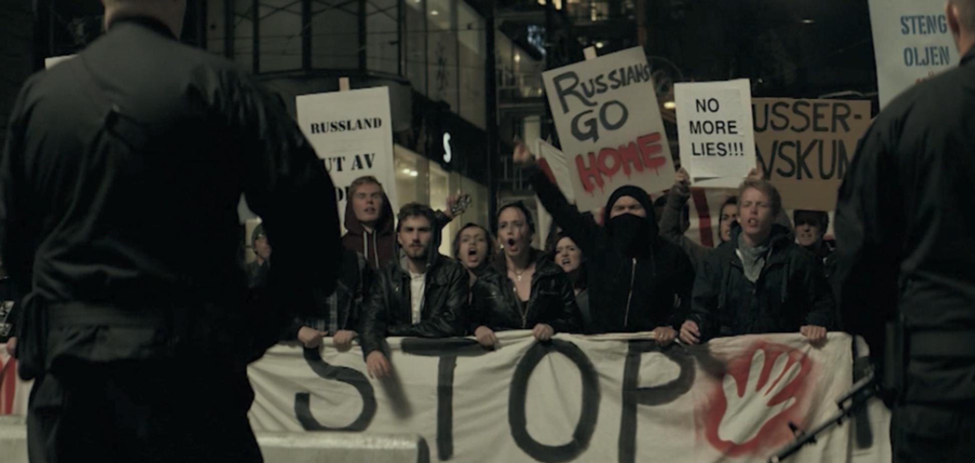 Вторжение России в Европу: ObozTV покажет сериал ''Оккупированные''