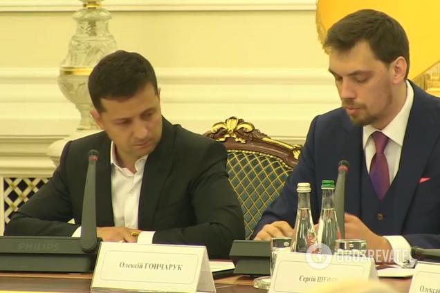 Зеленский потребовал от Кабмина легализовать казино
