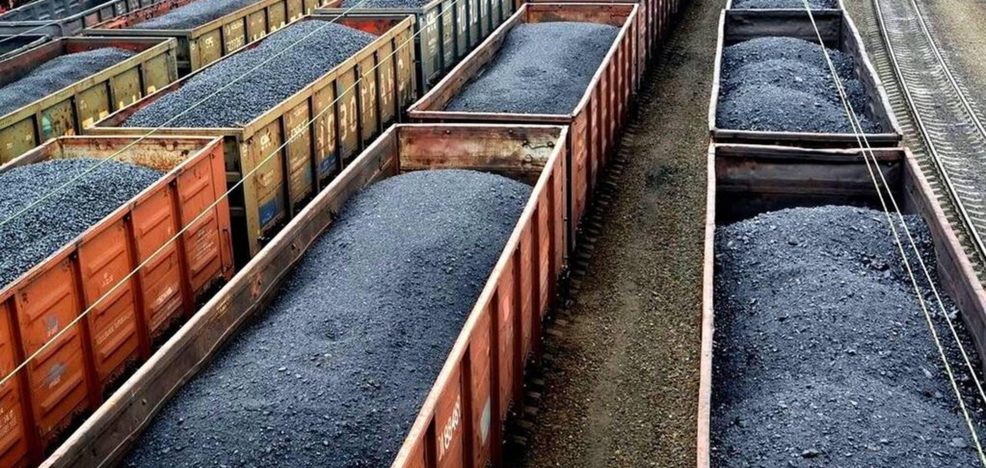 Уголь из России: скандальную переписку Геруса слили в сеть