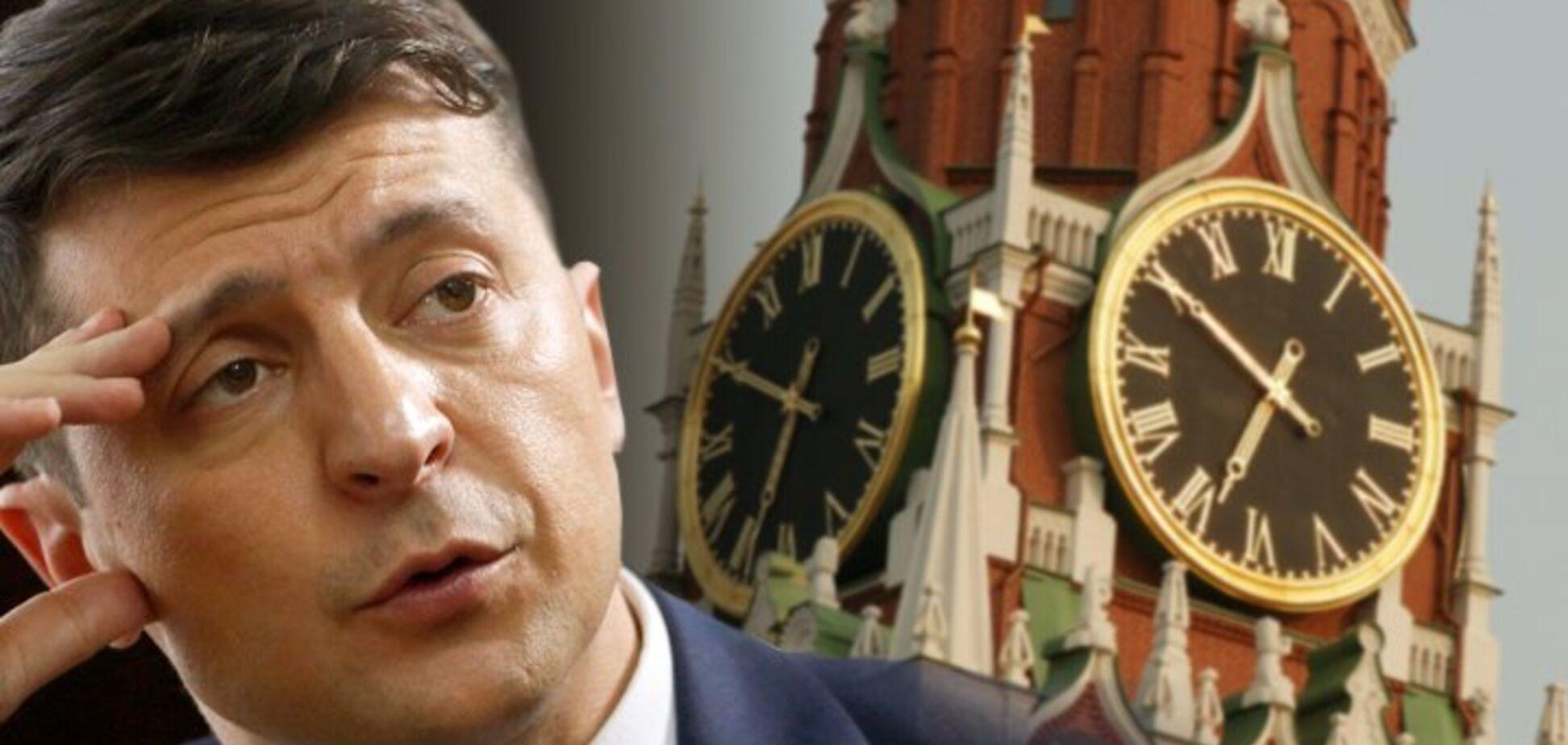 Зеленський вперше зіткнувся з масштабною операцією Кремля