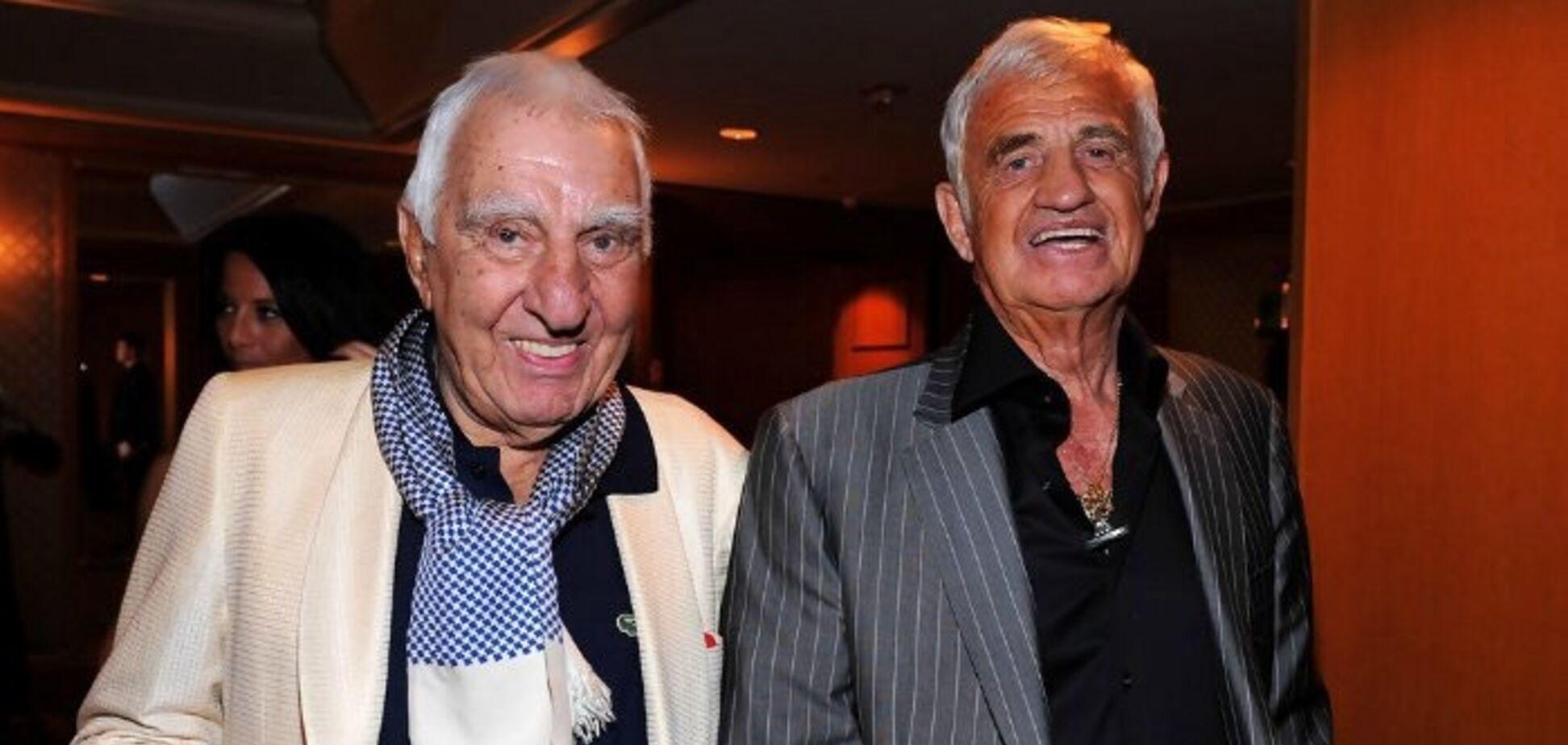 Умер знаменитый друг Бельмондо: чем известен французский актер