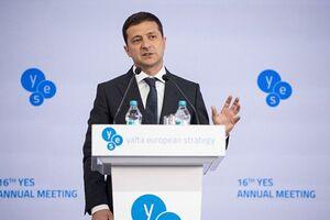 Смеялись над Россией: появилось видео, как Зеленский развлекал гостей на форуме YES