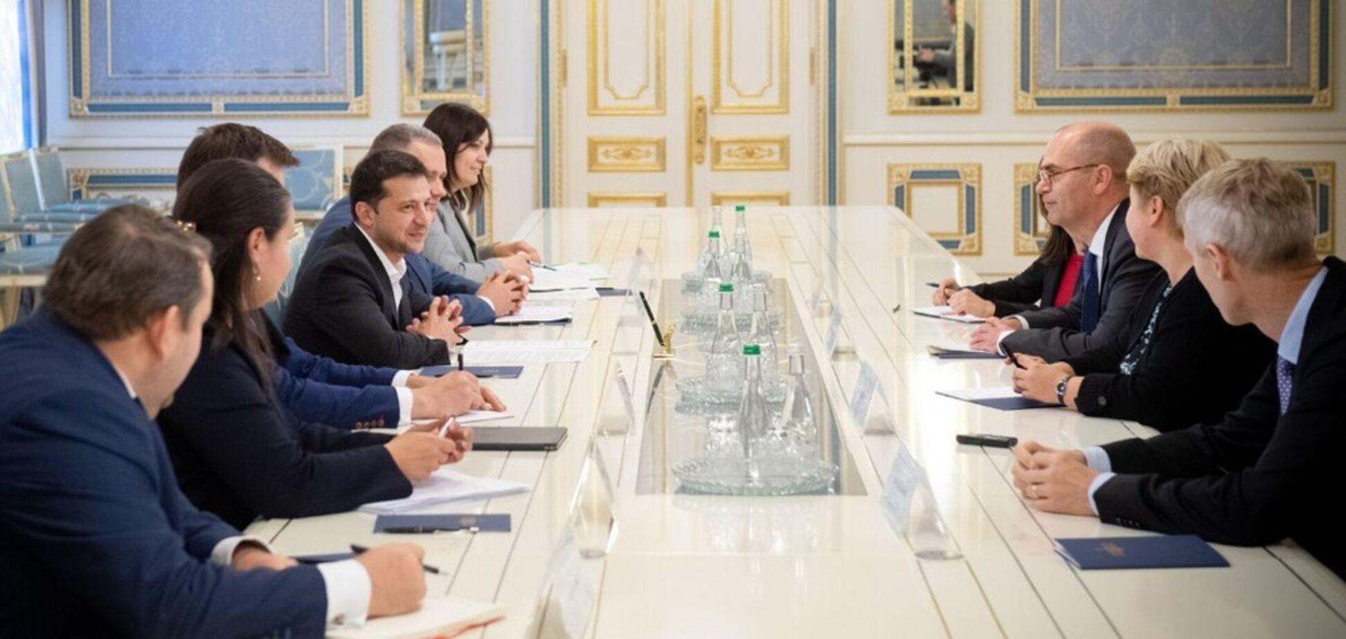 Зеленский провел переговоры с МВФ: подробности