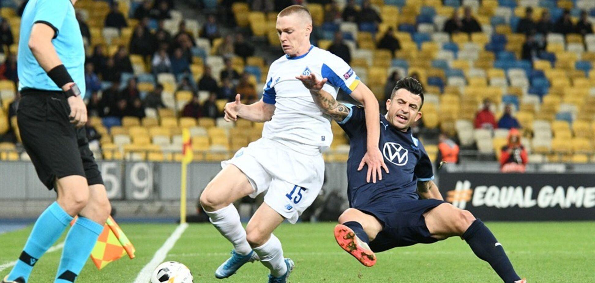 'Буквально ґвалтували': легенда 'Динамо' прокоментував старт у Лізі Європи