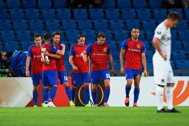 Антирекорд: российский клуб с позора стартовал в Лиге Европы