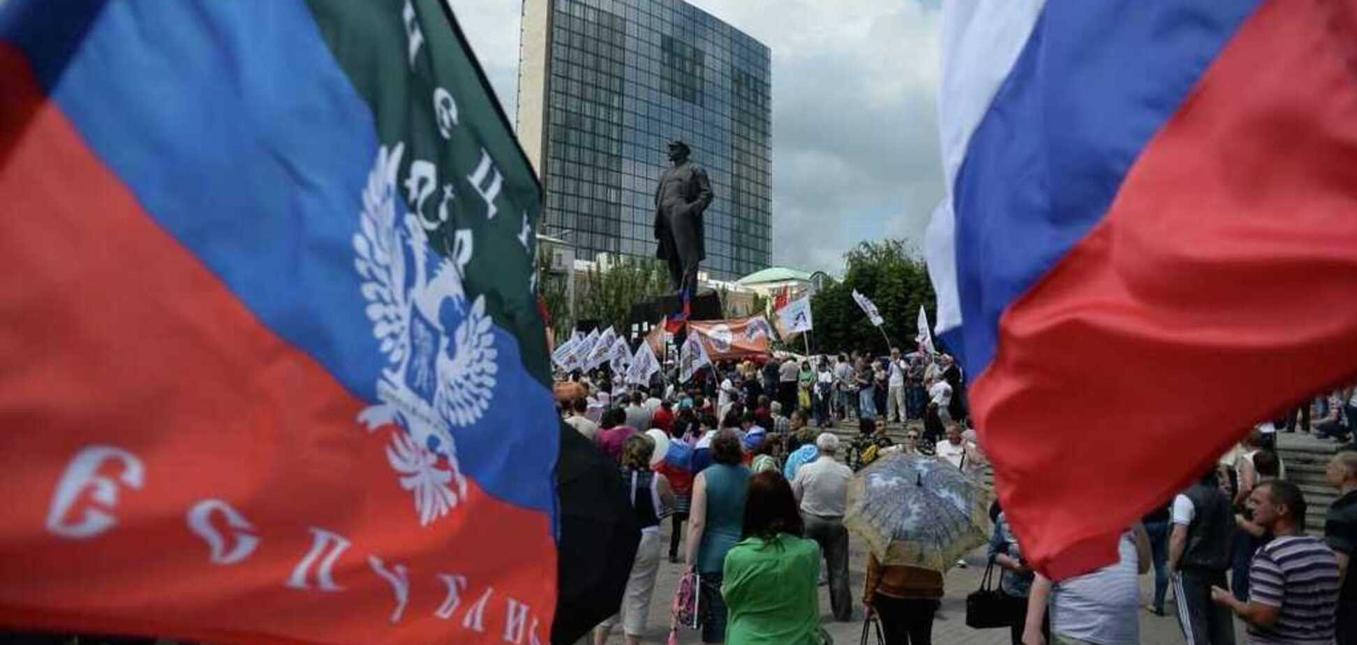 Россия готовит Донбасс к возвращению в Украину