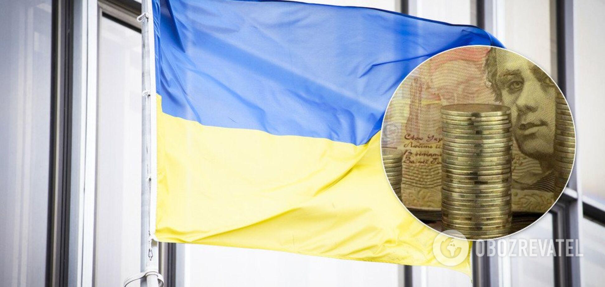 В сентябре Украина должна выплатить более 2 млрд долларов госдолга