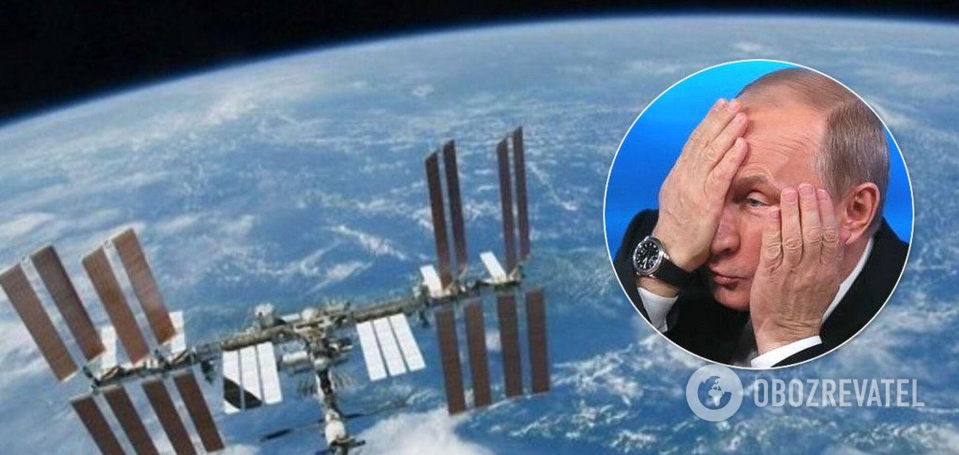 'Все згоріло!' У Росії приховали причини ганьби космічного масштабу