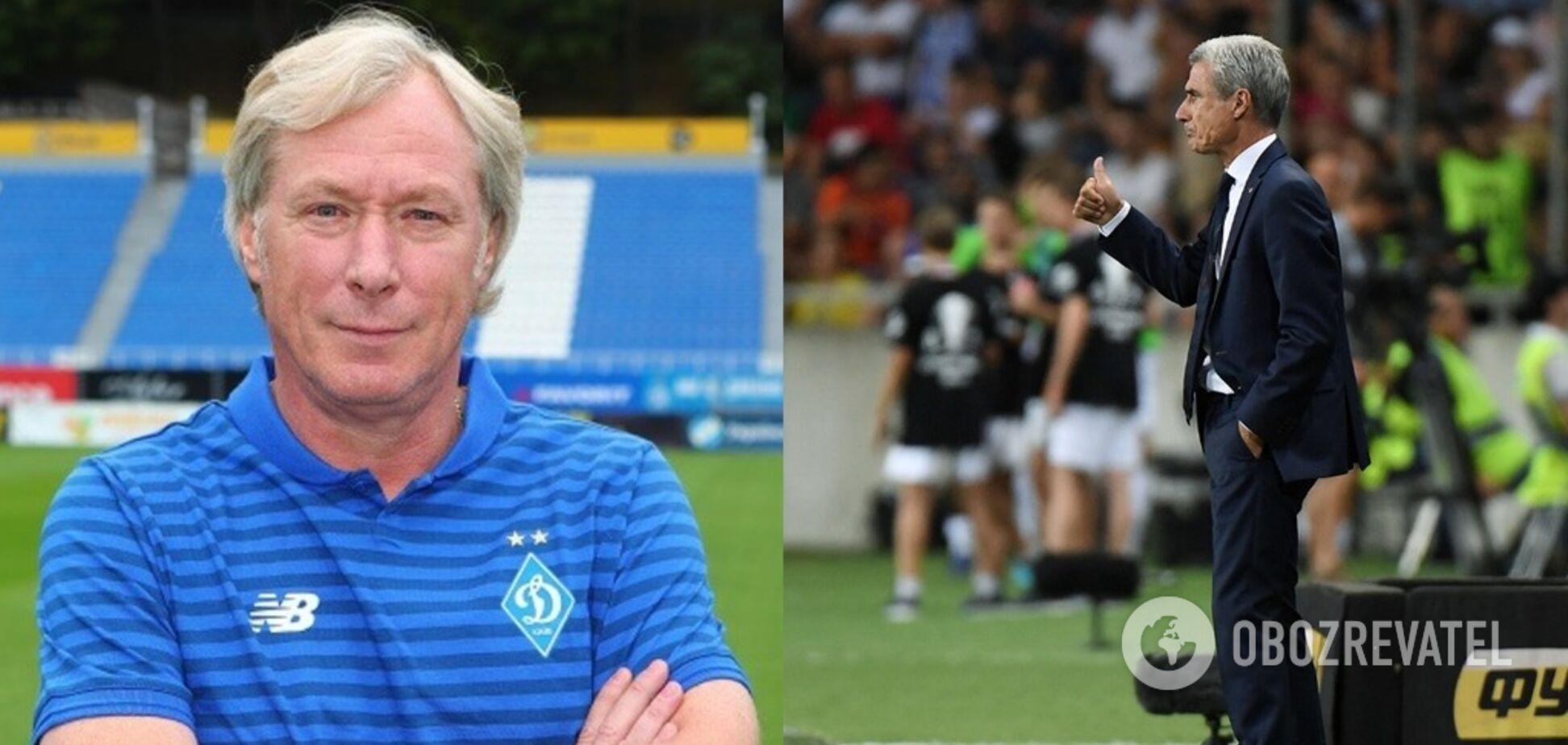 'Динамо' и 'Шахтер' нацелились на одного и того же тренера – СМИ