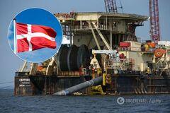 Данія піде на поступки? Росія зробила сміливу заяву щодо 'Північного потоку-2'