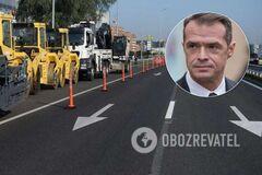 Криклій анонсував гучну відставку в 'Укравтодорі'