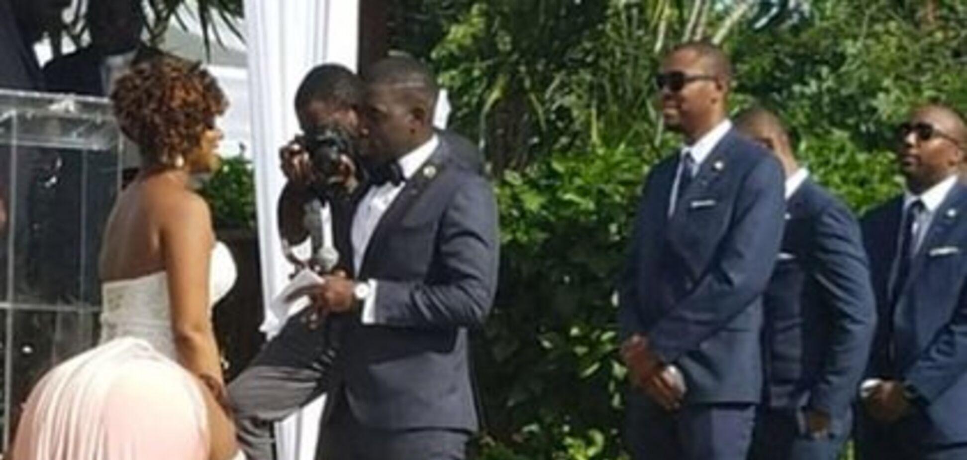 'Наполовину конь': фото невесты вызвало недоумение в сети