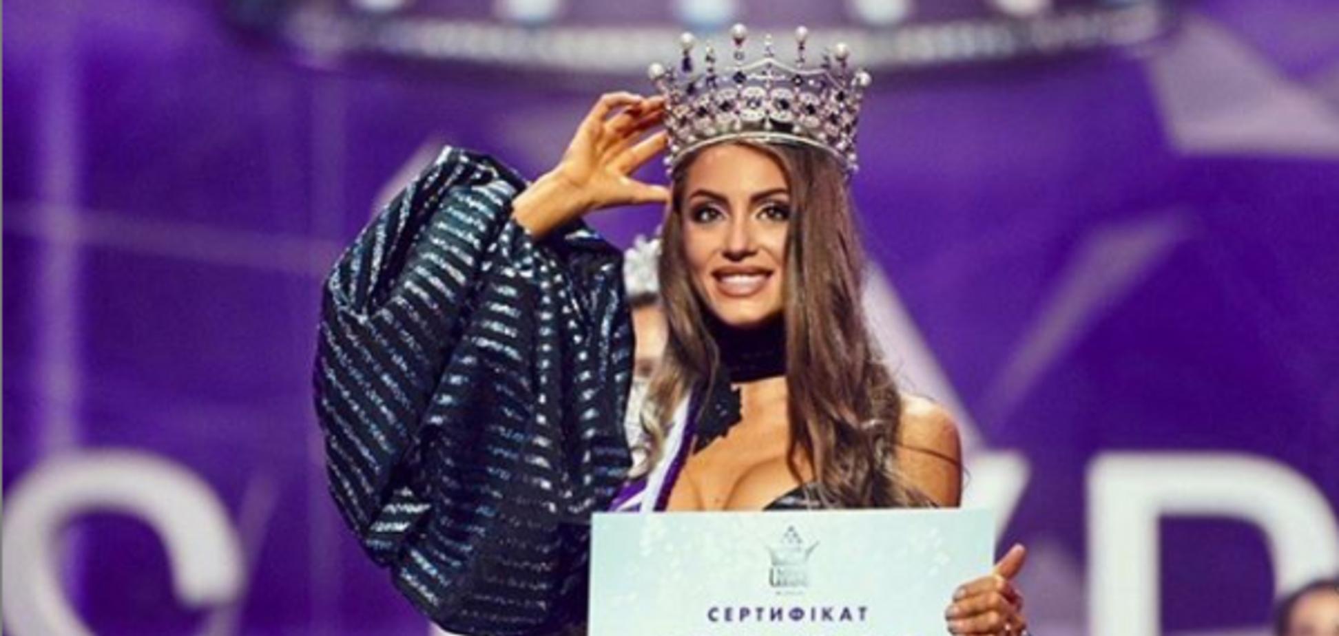 'Міс Україна 2019' виявилася уродженкою Росії