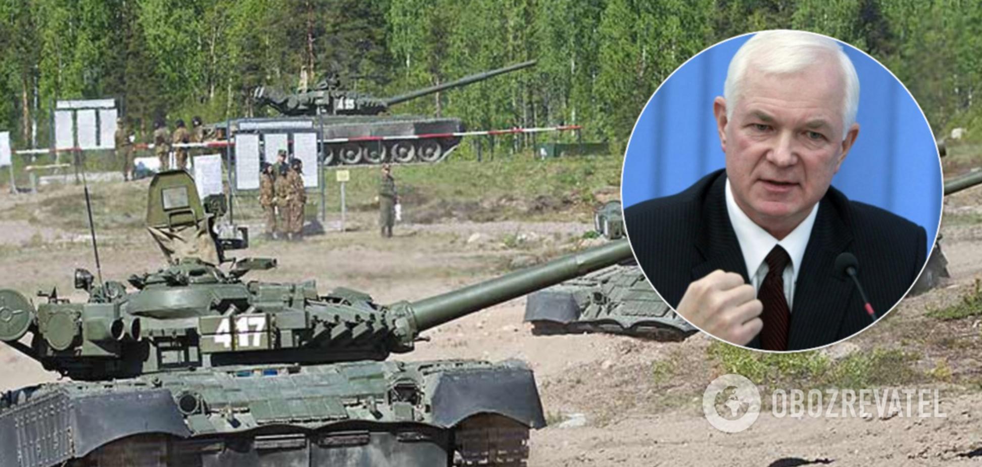 Маломуж розкрив підлість Путіна з танками на кордоні