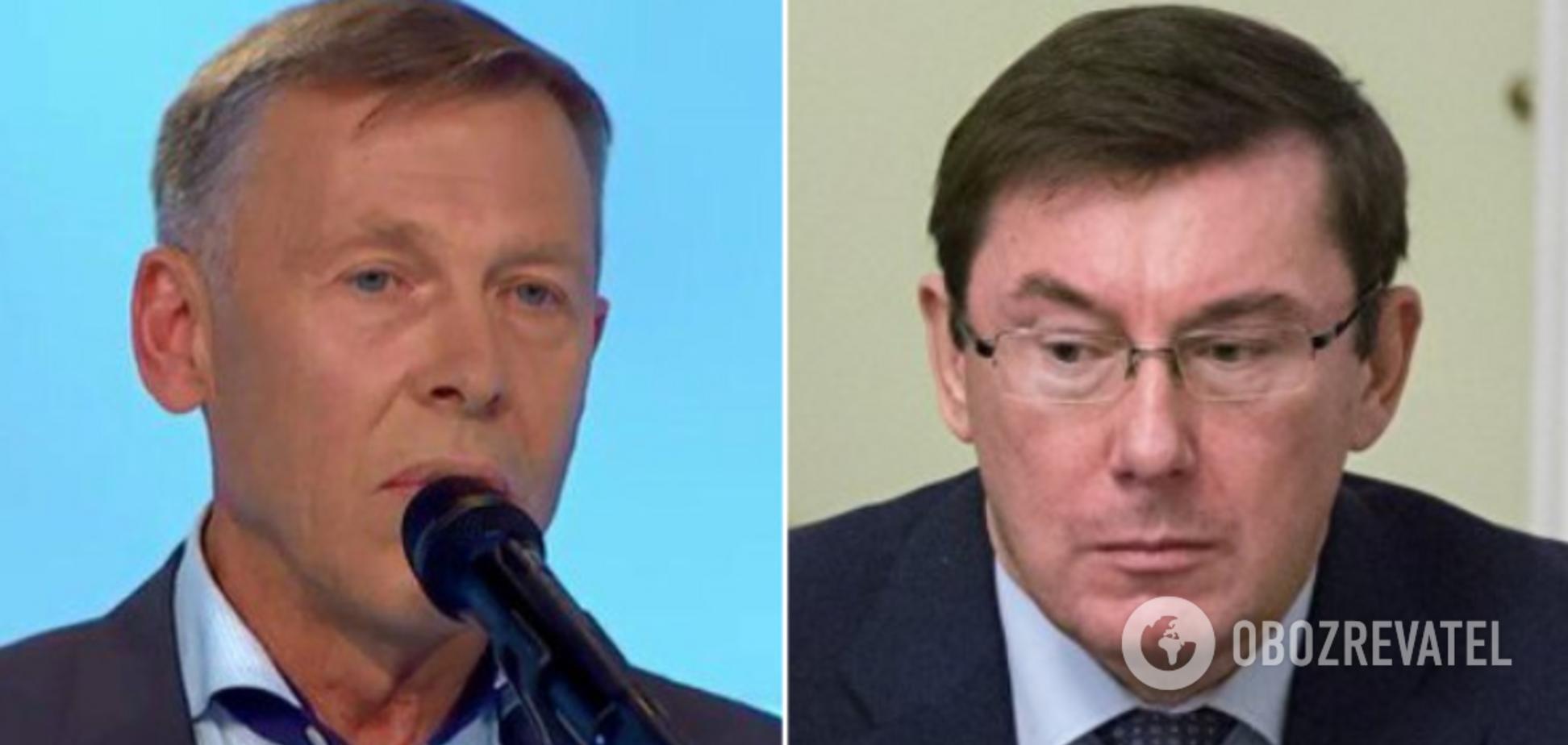 У Шустера озвучили гучне звинувачення Луценку