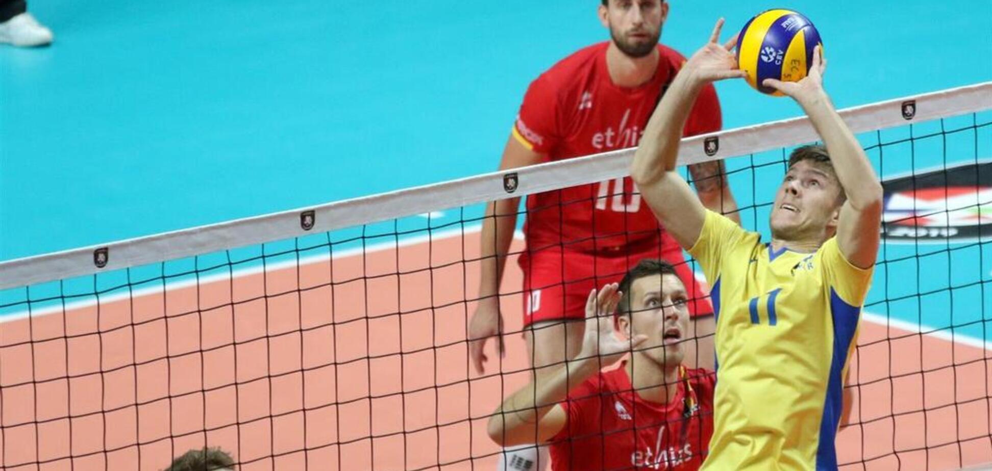 Впервые в истории! Украина сенсационно вышла в 1/4 финала Евроволейбола-2019