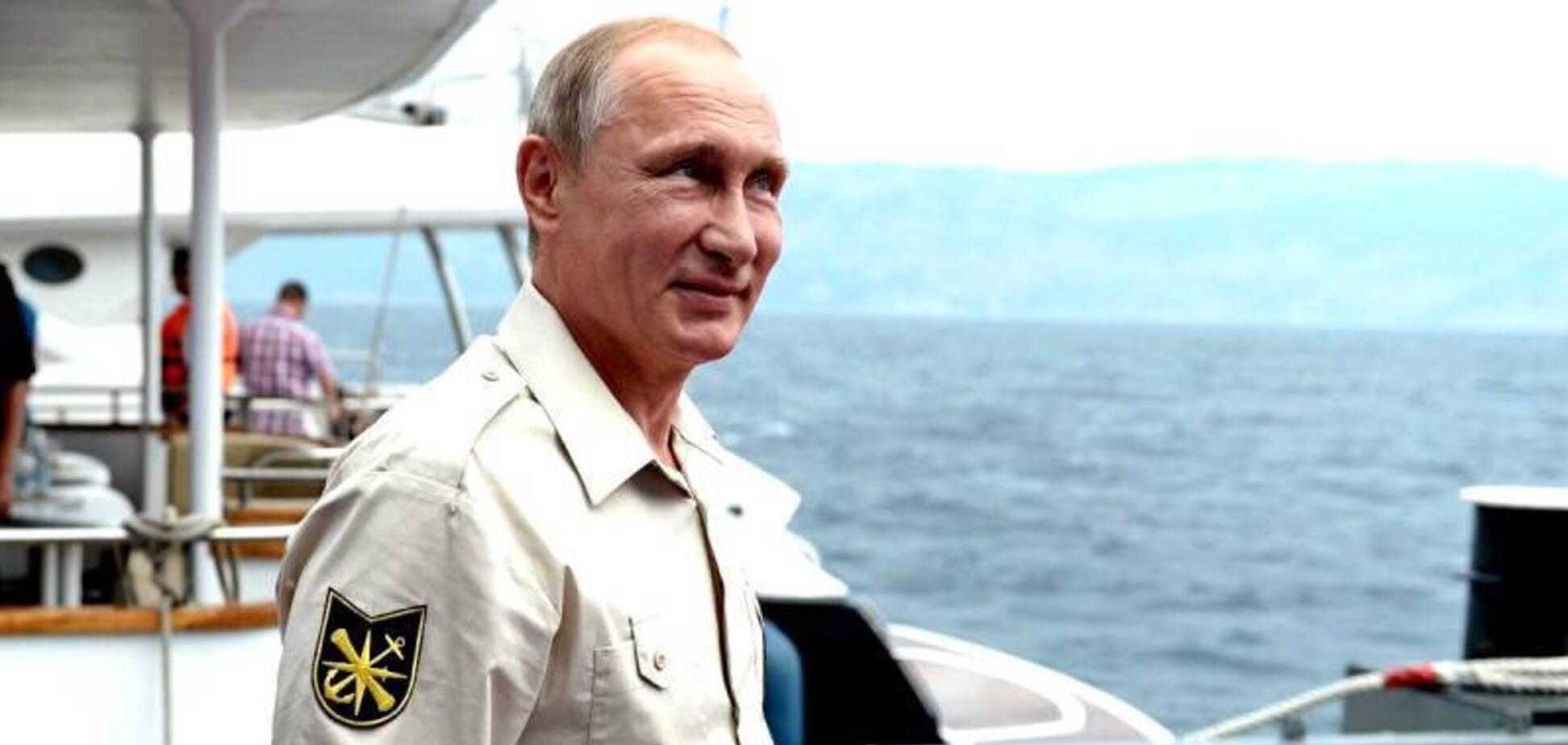 'Крым - не моя страна!' В сети всплыли циничные слова Путина