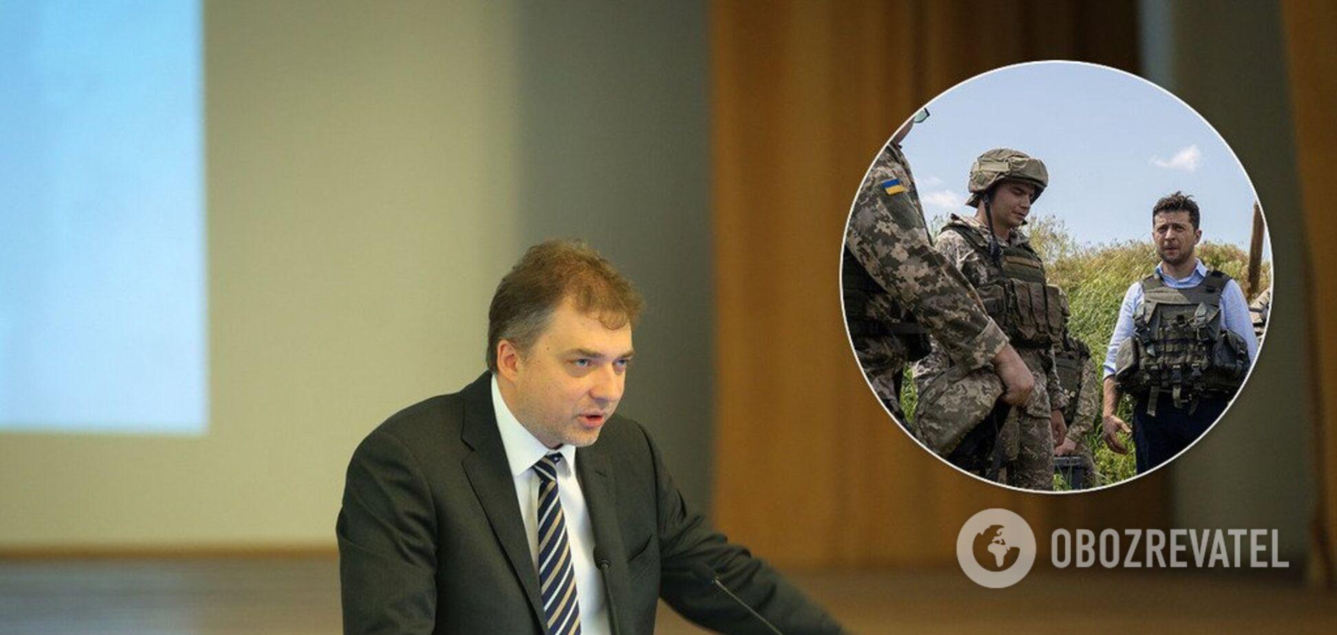 'Это не отступление!' Появились детали плана Генштаба по отводу войск на Донбассе