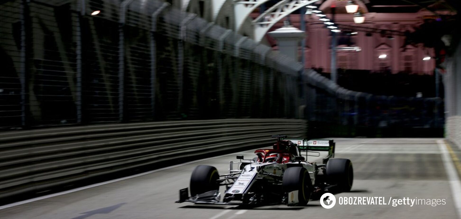 Где смотреть Гран-при Сингапура: расписание трансляций самого необычного этапа Формулы-1