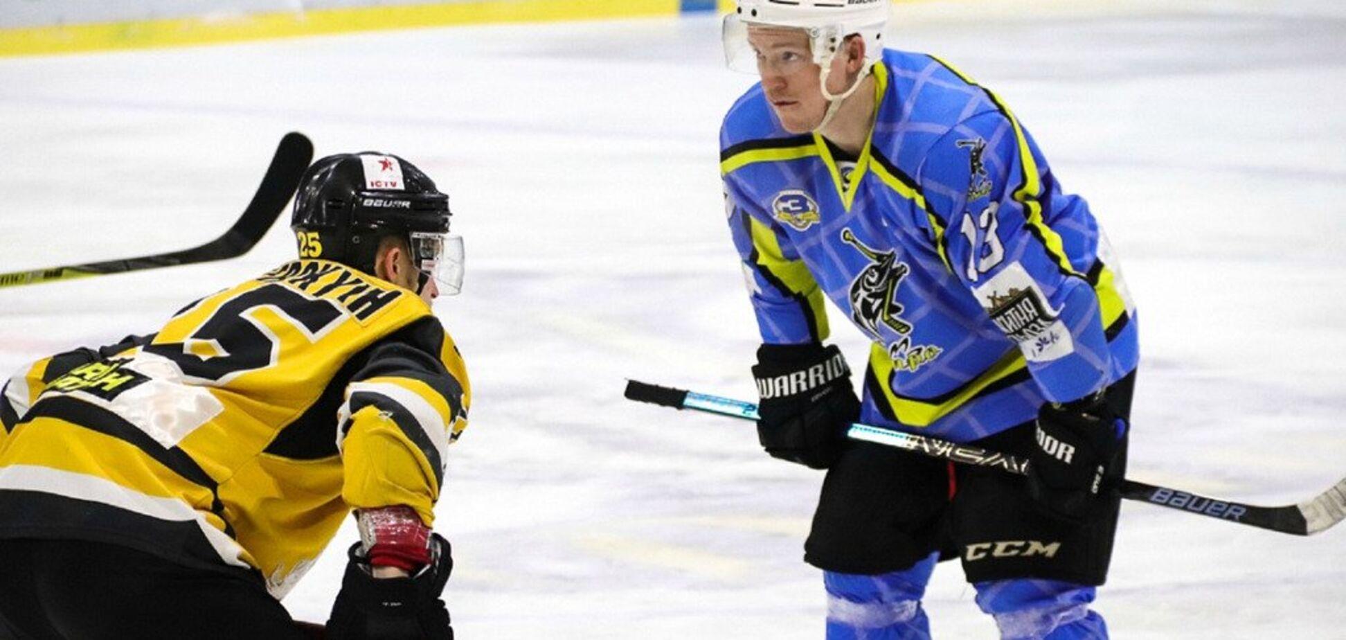 Анонс 3-го тура Украинской хоккейной лиги – Пари-Матч