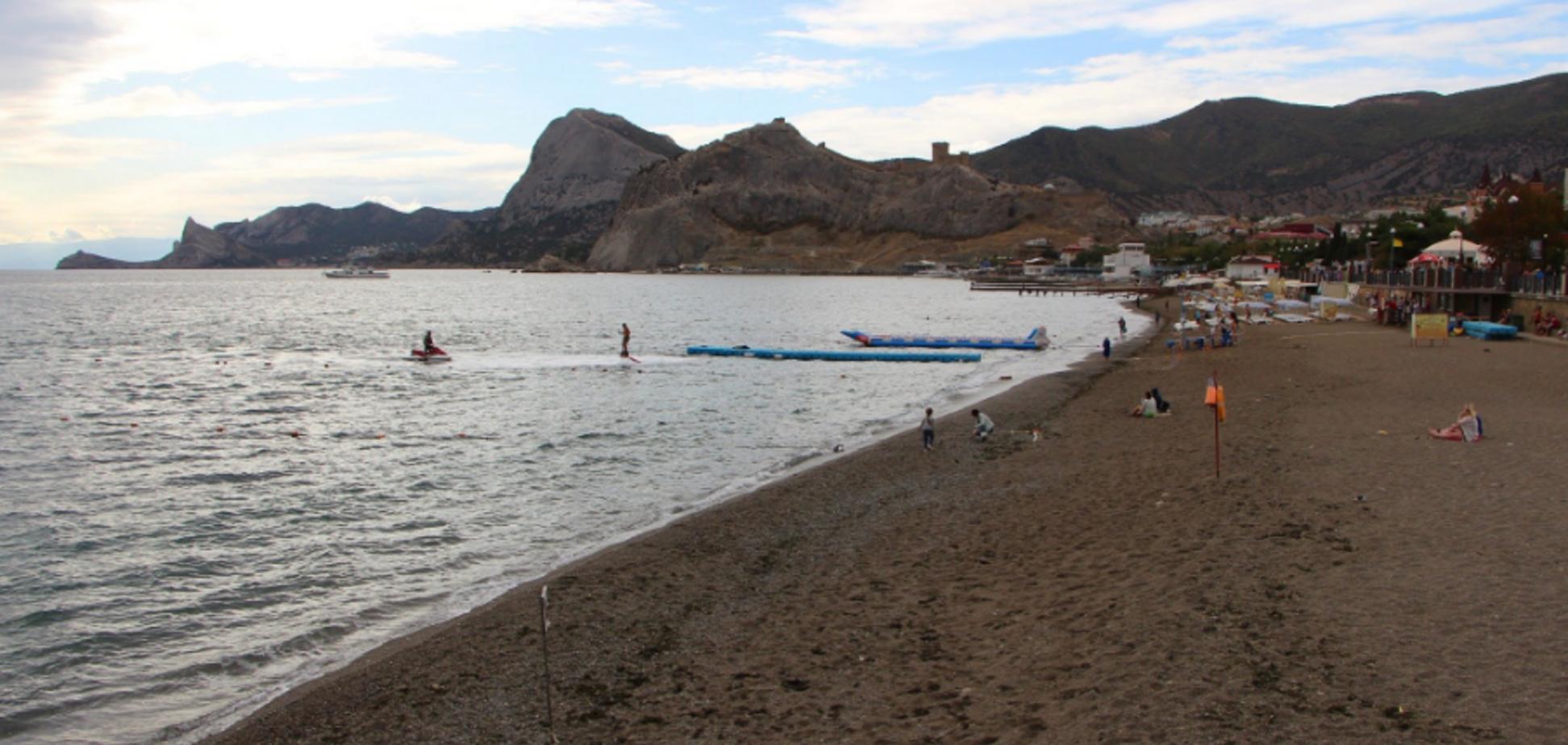 'Жодної копійки ворожому Криму!' З'явилися показові фото порожніх пляжів