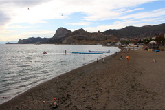 'Ни копейки вражескому Крыму!' Появились показательные фото пустующих пляжей