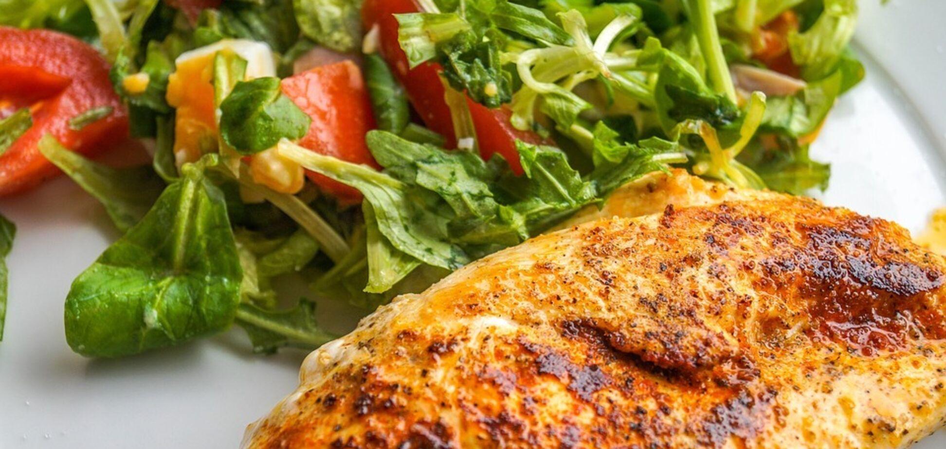 Рецепт изысканно вкусного салата с курицей