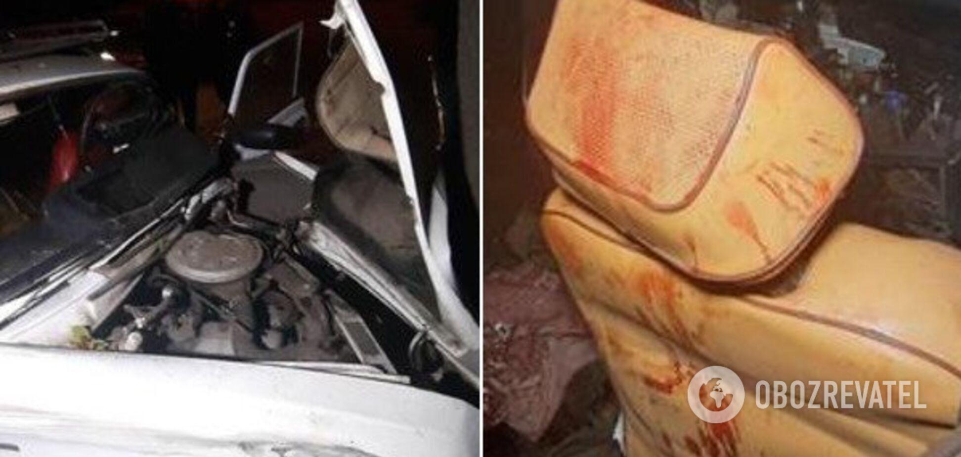 Умерла в операционной: в Кривом Роге произошло смертельное ДТП